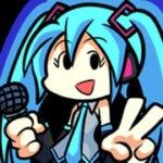 Friday Night Funkin' + Hatsune Miku