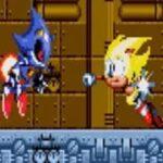Tyson Hesse Sonic in Sonic 2